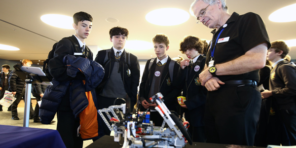 Liverpool Skills Show Educate Magazine All About STEM