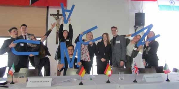 Winstanley College Educate Magazine 2019 Model United Nations Conference