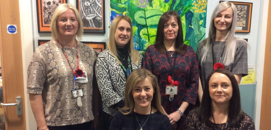 Primary school achieves Teaching Assistants Award