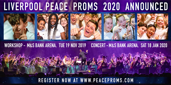 The Peace Proms 2020 Educate Magazine