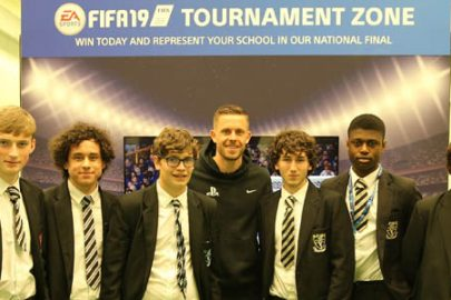 St Margaret's Church of England Academy (SMA) Educate Magazine Gylfi Sigurdsson