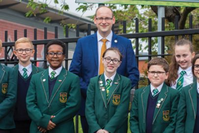 Alsop High School Educate Magazine Appointments
