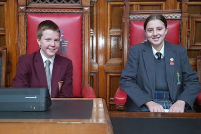 Rainford High Educate Magazine Youth Parliament