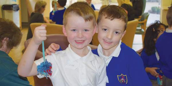 Our Lady & St Philomena's Primary School Educate Magazine PARTIA