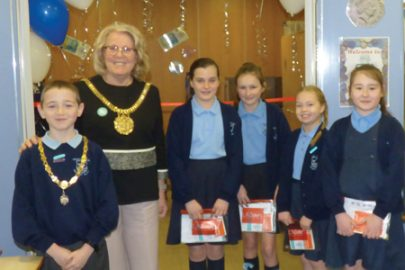 Stockton Wood Primary Educate Magazine LifeSavers