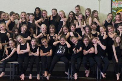 Upton Heath C of E Primary School Educate Magazine The Great Big Dance Off