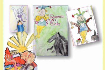 West Derby School Educate Magazine Quetin Blake