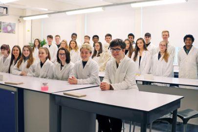 Winstanley College Educate Magazine Medics