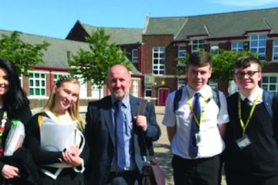 Alsop High School Educate Magazine Liverpool Echo