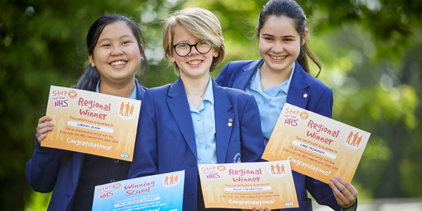 The Belvedere Academy Educate Magazine Step into the NHS