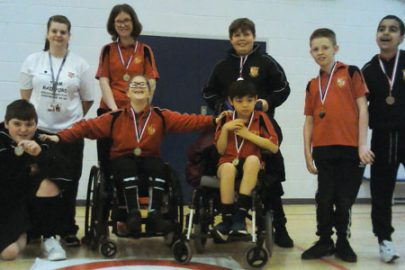 Rainford High School Educate Magazine Boccia