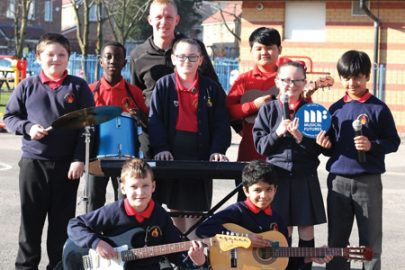 Monksdown Primary School Educate Magazine Musical Futures