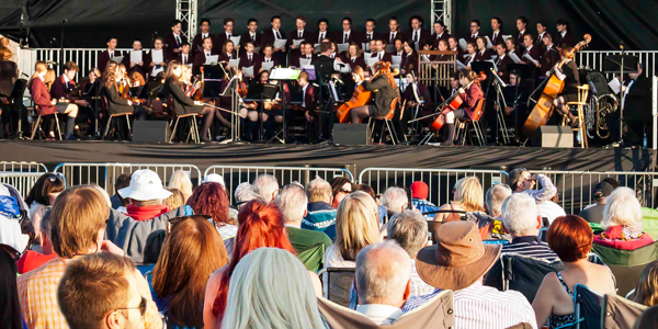 St Mary's College Educate Magazine Proms in the Park