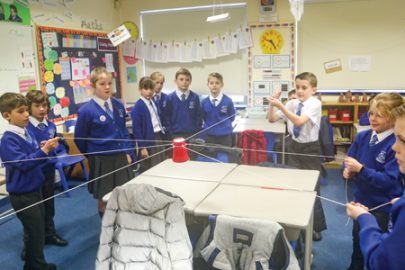 Much Woolton Primary School Educate Magazine STEM