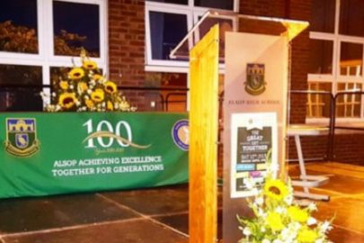 Alsop High School Educate Magazine Centenary celebratiions