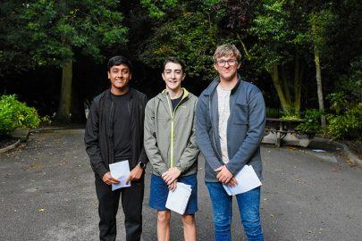 Calderstones School GCSE Results