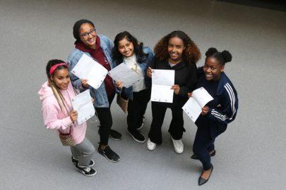 St Hilda's High School Educate Magazine GCSE Results