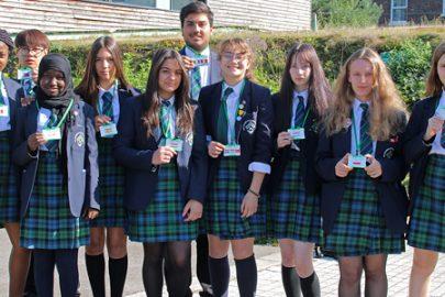 Academy of St Francis of Assisi Educate Magazine Language Ambassadors