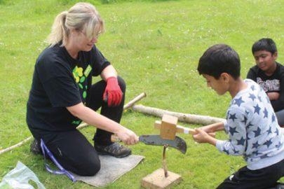 Bedford Primary School Educate Magazine Lancashire Wildlife Trust