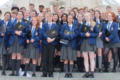 The Blue Coat School Educate Magazine Metropolitan Cathedral of Christ the King