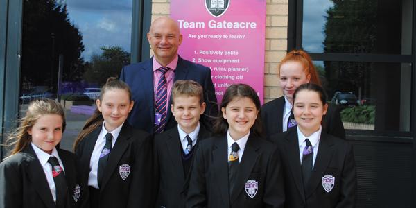 Gareth Jones Educate Magazine Gateacre School