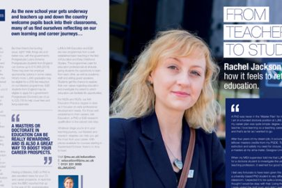 Liverpool John Moores University Educate Magazine