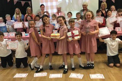 St Anne's Primary School Educate Magazine Bake Off