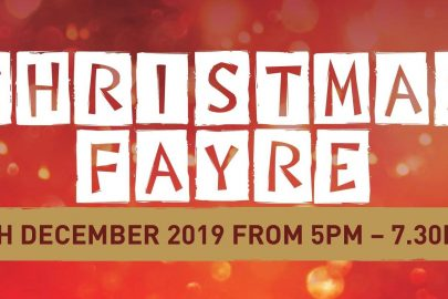Rainford High Christmas Fayre
