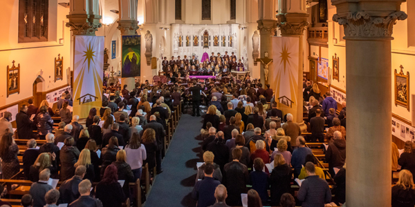 St Mary's College Educate Magazine Christmas Concert