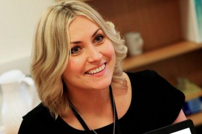 Ania Hildrey, headteacher of Abbot's Lea School [2]