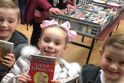 Gateacre School Educate Magazine BIG Little Library