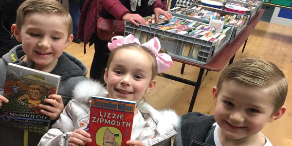 Gateacre School Educate Magazine BIG Little Library