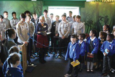 Kensington Primary School educate Magazine Liverpool Football Club Academy