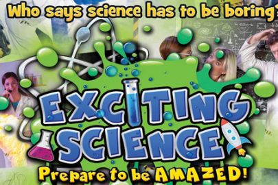 Exciting Science Educate Magazine St Helens Theatre Royal