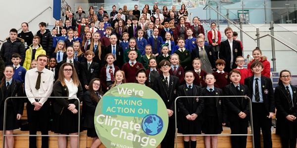 Knowsley holds first ever Schools Climate Change Summit