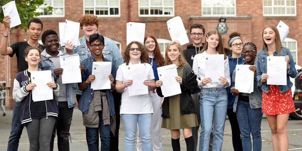 St Mary's is Sefton's top-performing GCSE school for the third year running