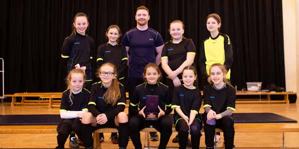 School welcomes gymnast Dan Purvis