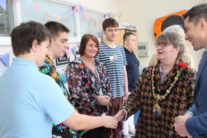 Lakeside Tea Party for Wargrave House