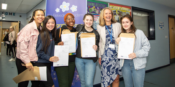 GCSE and A-level exams results days revealed