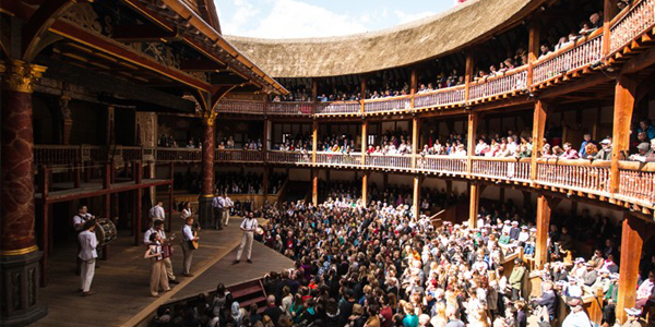 Shakespeare's Globe announces new digital content, free films and online support