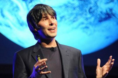Professor Brian Cox helps kids to learn about SPACE