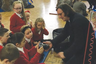 Career inspiration for Evelyn Primary School