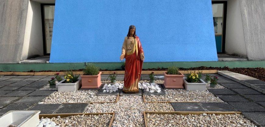 ASFA's Peace Garden