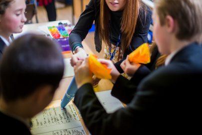 Schools Direct Programme, The Heath School, 2015