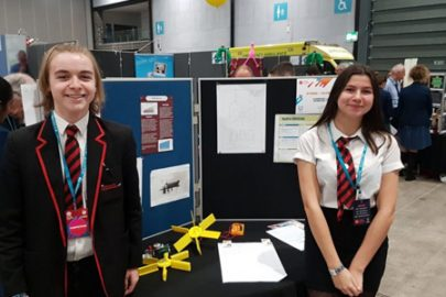 Students from Liverpool scoop top prize at national competition
