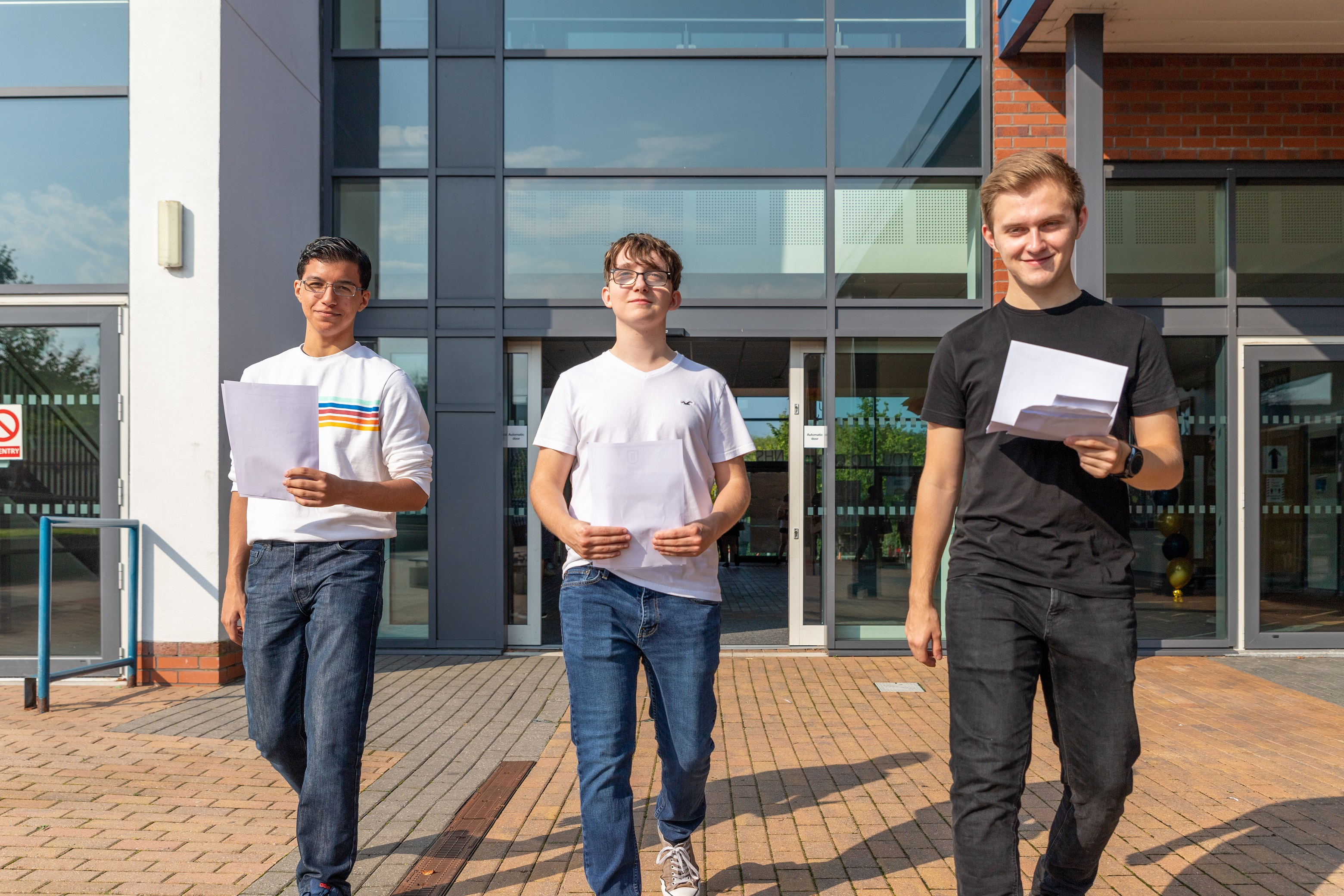 Some Rainford Sixth Form students will go to university, embark on an apprenticeship or head into the world of work
