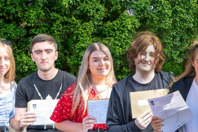 Richly deserved grades for Maricourt students