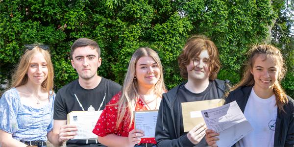 Richly deserved grades for Maricourt students
