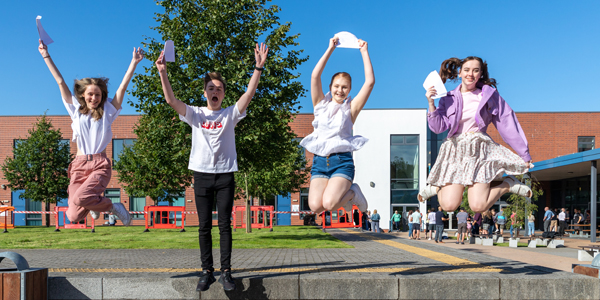 GCSE success at Rainford High