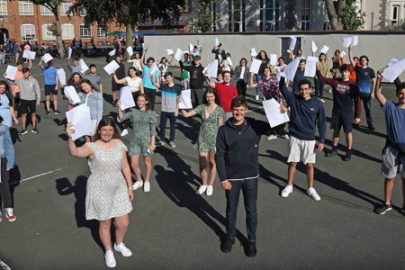 St Mary's College celebrates excellent GCSE results in a year of disruption